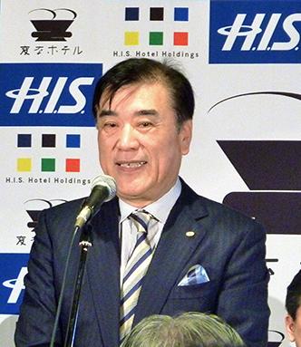 大学生時代には50カ国以上を旅したという澤田会長