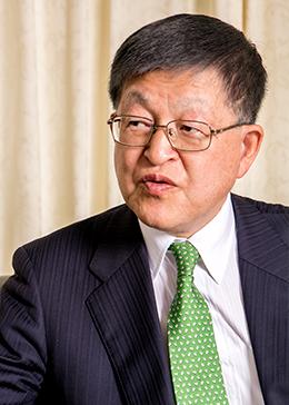 常務執行役員 CSR推進部長 笹谷 秀光 氏