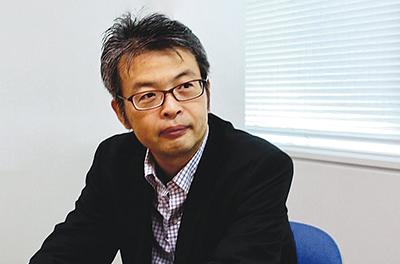 中小企業経営研究所 伊藤暢人所長