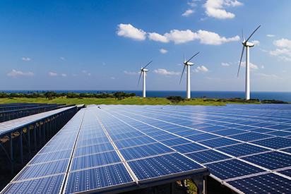 風力発電や太陽光発電は減価償却が終われば、以降はゼロエネルギーと言えるという。
