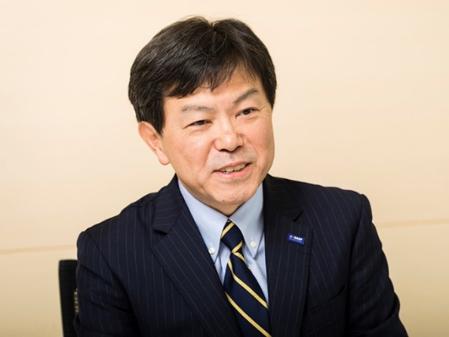 BASFジャパン株式会社 代表取締役副社長 財務管理統括本部長 須田修弘氏