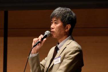 コミュニケーションラボ所長・中須譲二