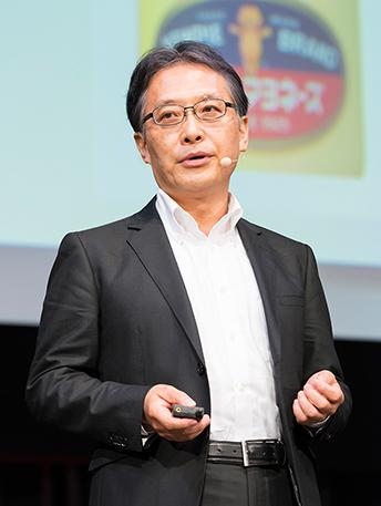 キユーピー株式会社 生産本部 次世代技術担当 担当次長 荻野武氏