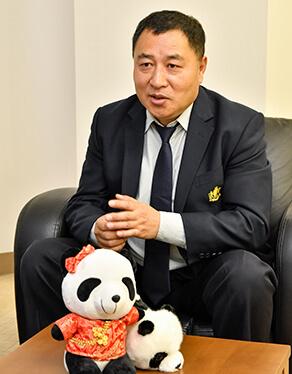 中国国家観光局 駐日本代表処 主席代表 王 偉 氏