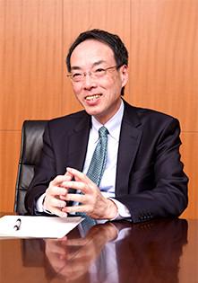 森信親(もり・のぶちか)氏 金融庁長官