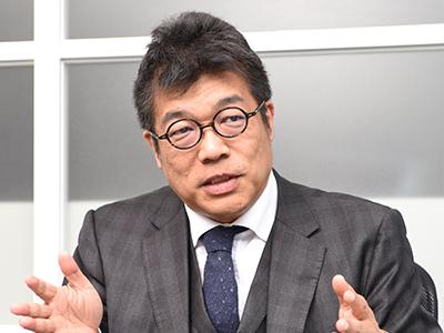 藤野英人(ふじの・ひでと)氏 レオス・キャピタルワークス社長 兼最高投資責任者