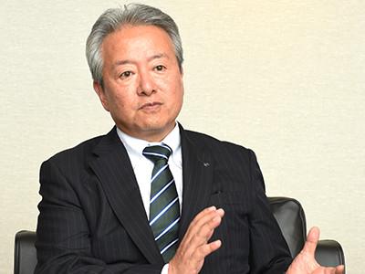 大橋弘(おおはし・ひろし)氏 静岡銀行 常務執行役員