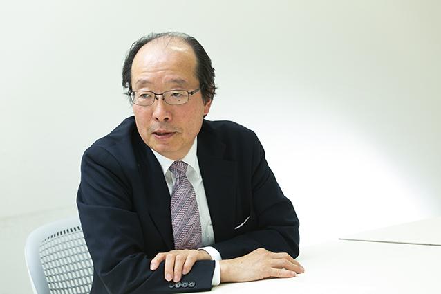一橋大学大学院特任教授の名和高司氏